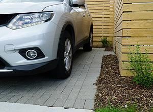Residential Parking Spot