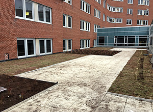 Green Roof Complete With hydroPAVERS®