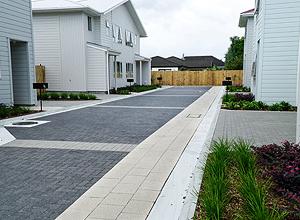 Municiple Street - Part Of Development Project