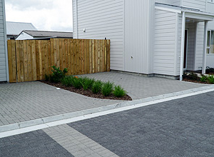 Driveways - Part Of Development Project