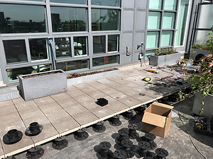Creating A New Relaxing Balcony Space