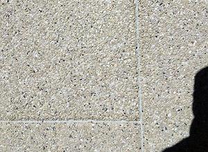 Swimming Pool Deck Closeup - Polymeric Sand