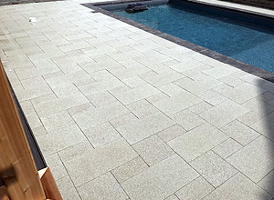 Pool Deck - Cooler And Safer