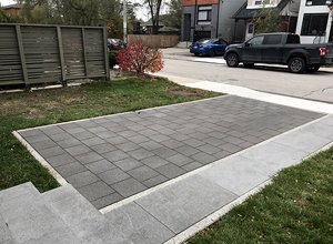 Residential Parking Pad