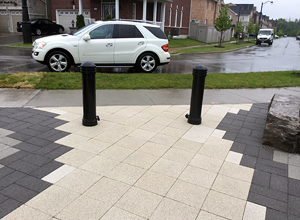 hydroPAVERS® Trail Head