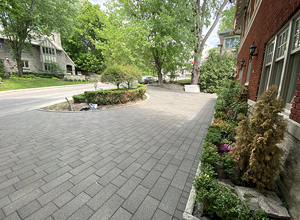 hydroPAVERS® Westmount QC
