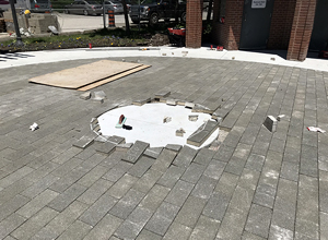 hydroPAVERS® Installation