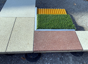 hydroPAVERS® Roof Top