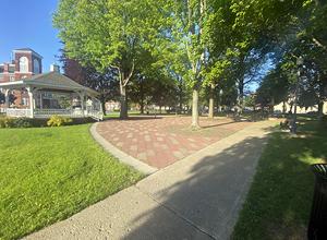 Fredonia Barker Commons Park