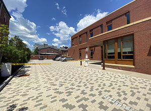 hydroPAVERS®  New Haven CT Parking Lot